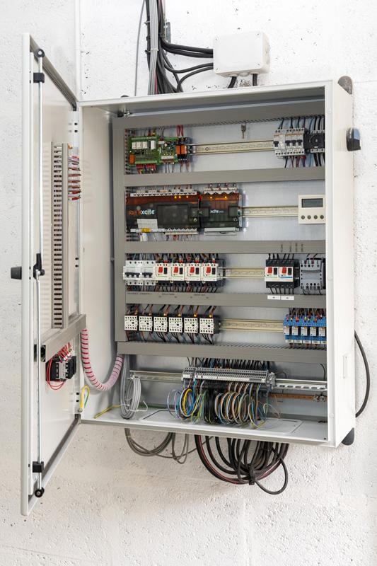 Service après-vente chaudière et tableau électrique Dupré